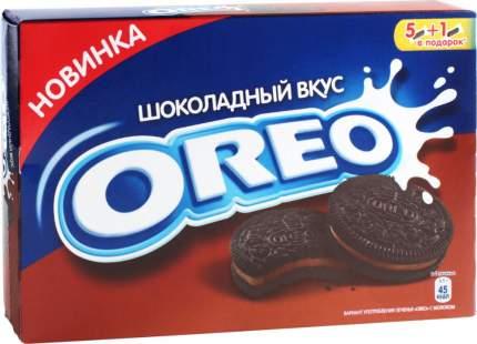Печенье Oreo шоколадный вкус 228 г