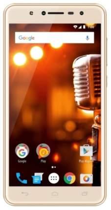 Смартфон Vertex Impress Baccara 16Gb Gold