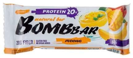 Протеиновый батончик Bombbar Protein Bar 60 г банан-манго