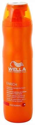 Шампунь Wella Professionals Enrich Volumizing 250 мл