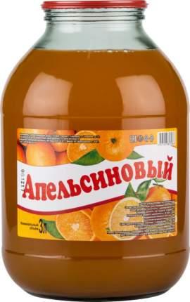 Нектар апельсиновый 3 л