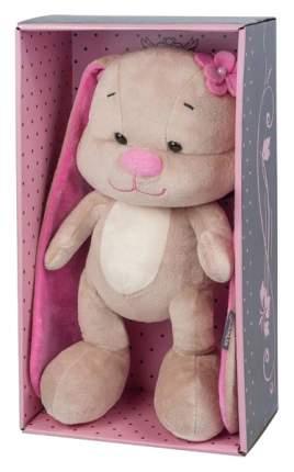 Мягкая игрушка Jack&Lin Зайка с Цветочком на Голове 25 см