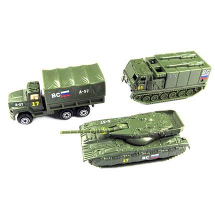 Набор Wincars военная техника камуфляж 86048-PT2049-4