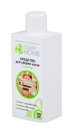 Средство Clean Home для уборки кухни концентрат 200 мл