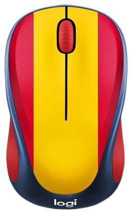 Беспроводная мышь Logitech M238 Yellow/Red (910-005401)