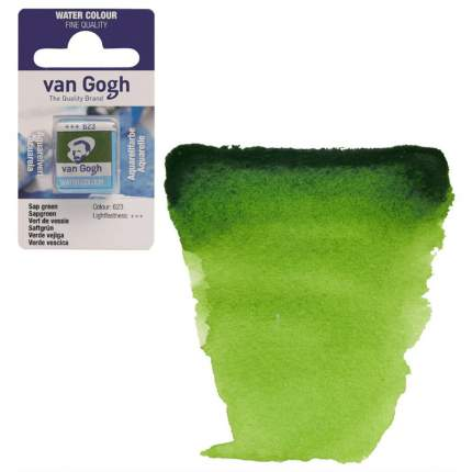 Акварельная краска Royal Talens Van Gogh №623 зеленый травяной 10 мл