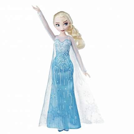 Кукла Disney Princess Эльза, Холодное сердце, классическая E0315