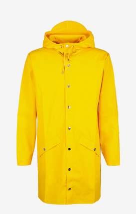 Плащ мужской Rains 1202 желтый S/M