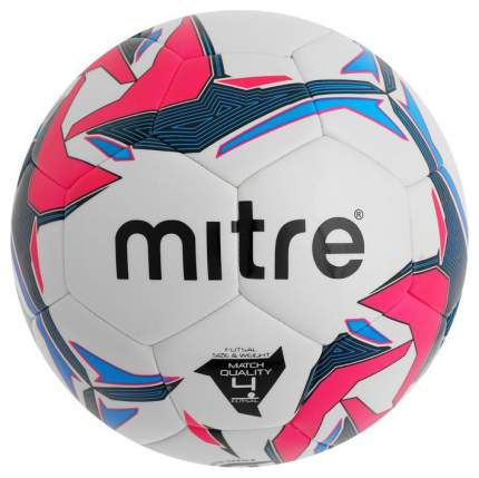 Футзальный мяч Mitre Pro Futsal HyperSeam BB1351WG7 №4 white