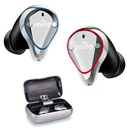 Беспроводные наушники Mifo O5 Professional Silver/Black
