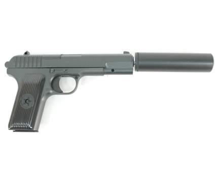 Страйкбольный пружинный пистолет Galaxy  Китай (кал. 6 мм) G.33-A (TT с глушителем)