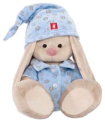 Мягкая игрушка BUDI BASA Зайка Ми в голубой пижаме, 18 см