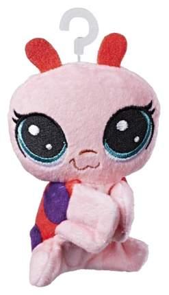 "Мягкая игрушка ""Литл Пет Шоп"" на застежке - Глэдис Ледилу, 10 см Hasbro"