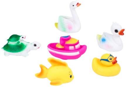 Игрушка для купания Крошка Я Круиз 616165 6 шт
