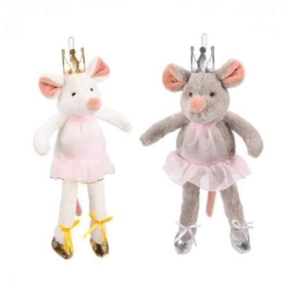 Мягкая игрушка животное Fluffy Family Мышка-принцесса 681586