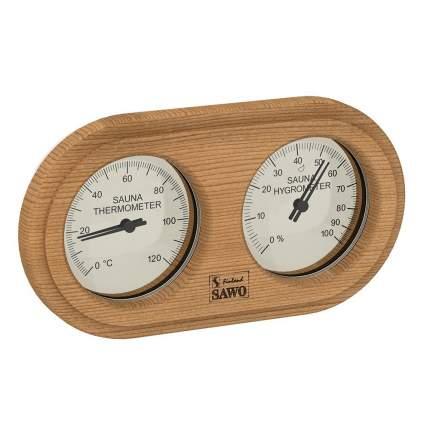 Термогигрометр для сауны Sawo 222-THD (кедр) бс019