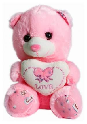Мягкая игрушка Sima-Land Медведь с сердцем 4471231