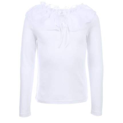 Блузка Снег, цв. белый, 128 р-р