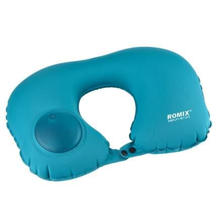 Подушка Romix RH34 для шеи (Blue)