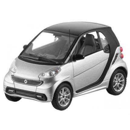 Модель Smart Fortwo Coupe B66960169 Scale 1:43 Silver-Metallic
