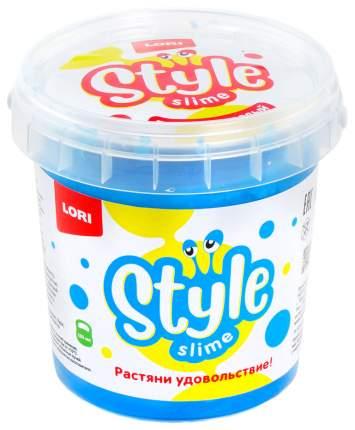 "STYLE SLIME перламутровый ""Голубой с ароматом тутти-фрутти"", 150мл."