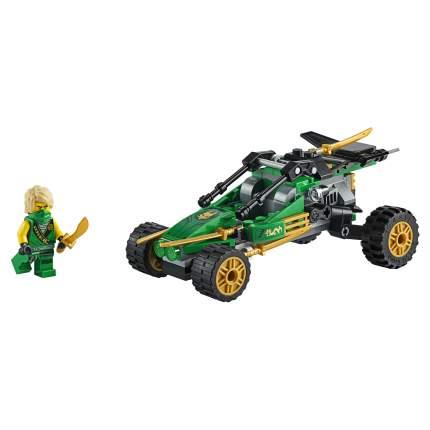 Конструктор LEGO NINJAGO 71700 Тропический внедорожник