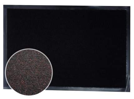 Коврик влаговпитывающий, 60*90 см. ЛОФТ коричневый, In'Loran, арт. 60-692