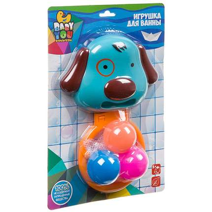 """Игровой набор для купания Bondibon """"Собачка"""""""