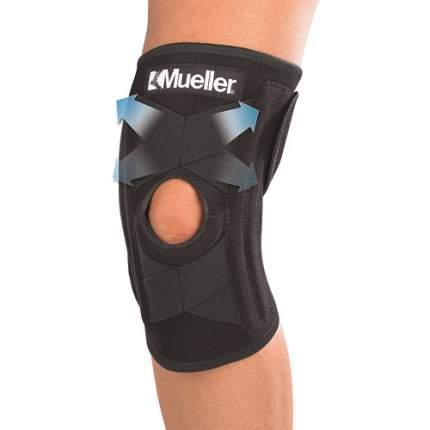 Фиксатор колена Mueller Self adjustable knee stabilizer 56427, синтетика