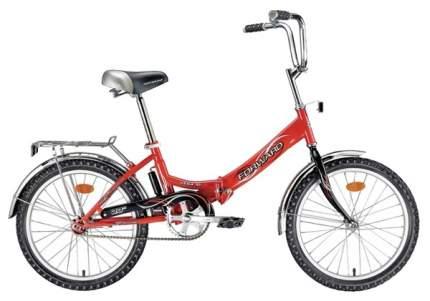 """Велосипед двухколесный Forward """"Vega 101"""" (цвет: черный/красный)"""