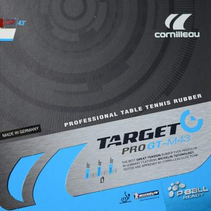 Накладка Cornilleau Target Pro GT-M43, 2.0, 6154-blk