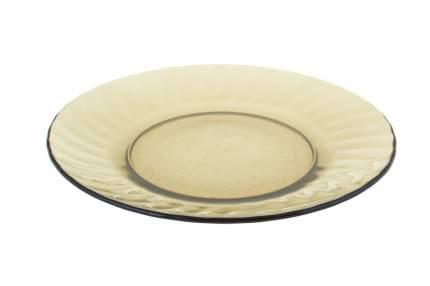 Тарелка стекл 20см обеденная Elica