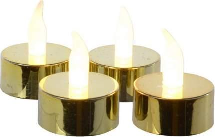 Набор свечей светодиодных Kaemingk 482274 4 шт.
