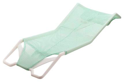 Горка для купания крошка я цвет зелёный