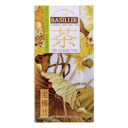 Чай Basilur Китайский чай - Те Гуань Инь зеленый листовой 100 г