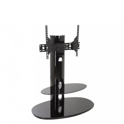 Тумба под телевизор приставная AVF FSL 930 CHEB 93х56х118 см, черный