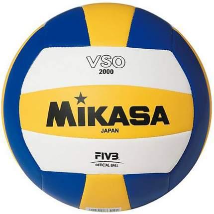 Волейбольный мяч Mikasa VSO2000 №5 blue/white/yellow