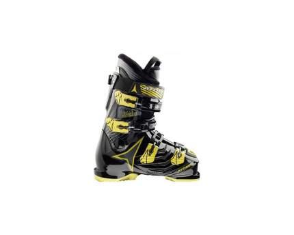 Горнолыжные ботинки Atomic Hawx 1.0 R 80 2017, black/yellow, 29.5