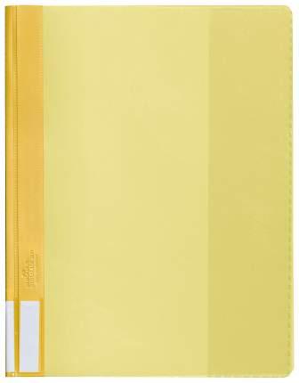 Папка-скоросшиватель Durable А4 Желтый