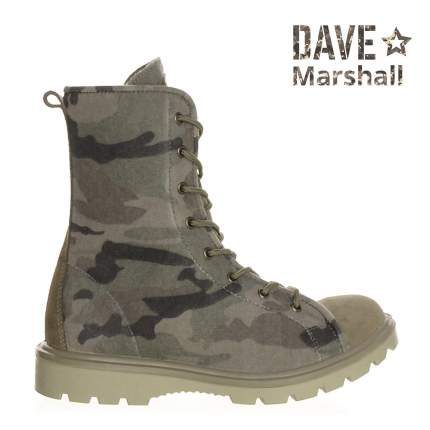 Ботинки для охоты, ботинки для рыбалки Dave Marshall Jungle К-8', 41/41 RU, камуфляжный