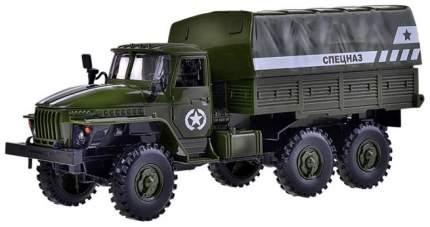 """Инерционный грузовик """"Автопарк"""" - Спецназ (свет, звук) Joy Toy"""