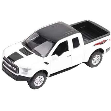 Машина инерционная Cars Пикап F RAPT белый, 17.5 см