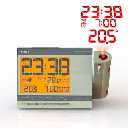 Проекционные часы-будильник RST Q758