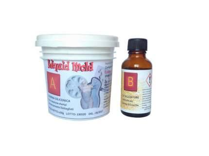 Жидкий силикон Liquid mold 250 г, Resin Pro