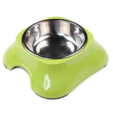 Миска для домашних животных Bobo, зеленая, 150 мл