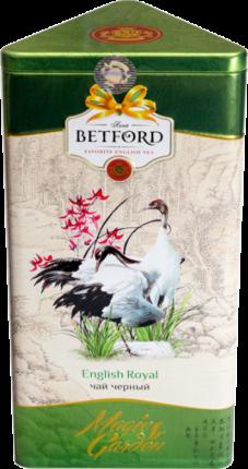 Чай черный Betford Magic garden журавль 300 г