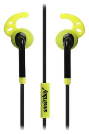 Наушники SmartBuy Fit Yellow