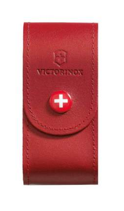 Чехол для ножей Victorinox 4.0521.1 91 мм красный