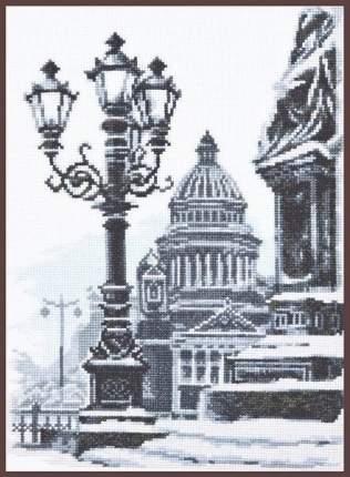 Набор для вышивания Палитра 08.022 Исаакиевский собор 19х27 см