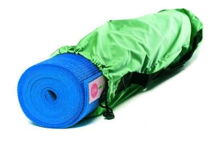 Чехол для йога-коврика RamaYoga Симпл без кармана 705710 60 см зеленый